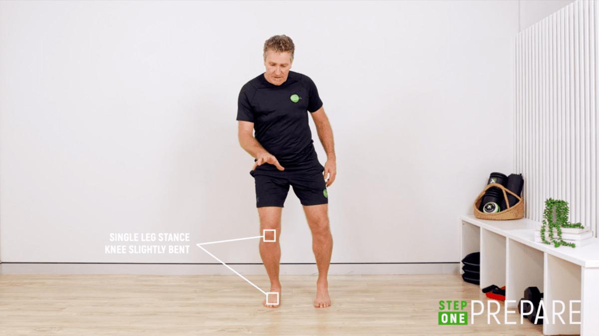 Move - Knee Ring - Progression 2